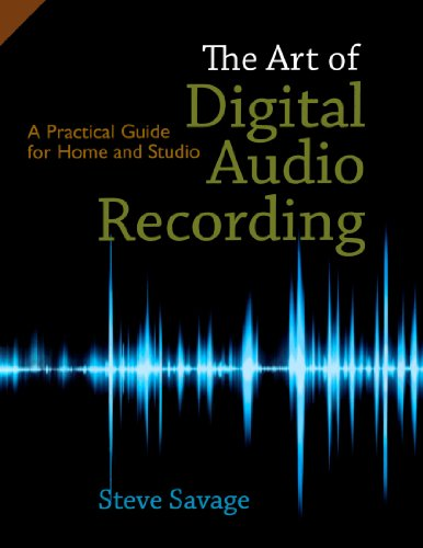 9780195394108: The Art of Digital Audio Recording: A Practical Guide for Home and Studio