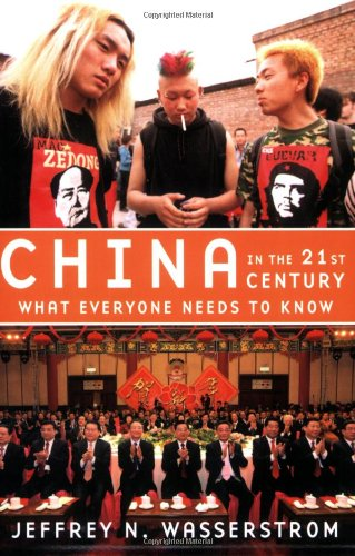 9780195394122: China in the 21st Century: What Everyone Needs to Know