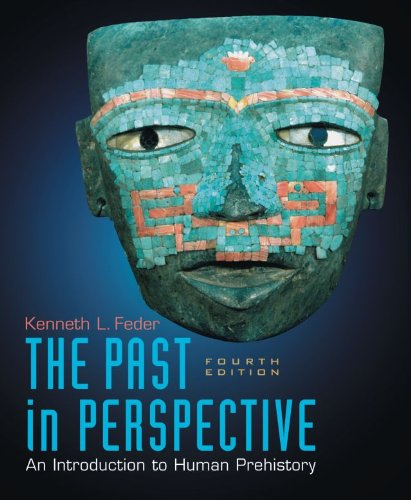 9780195394306: The Past in Perspective: An Introduction to Human Prehistory