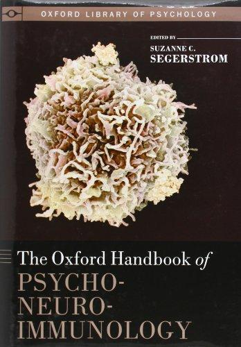9780195394399: The Oxford Handbook of Psychoneuroimmunology (Oxford Library of Psychology)