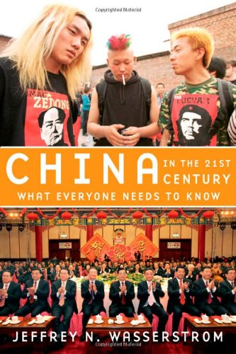 9780195394474: China in the 21st Century: What Everyone Needs to Know