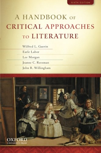 9780195394726: A Handbook of Critical Approaches to Literature