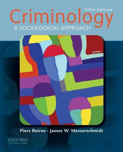 9780195394764: Criminology: A Sociological Approach