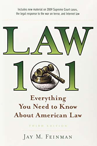 9780195395136: Law 101: Everything You Need to Know About American Law (Law 101: Everything You Need to Know about the American Legal System)