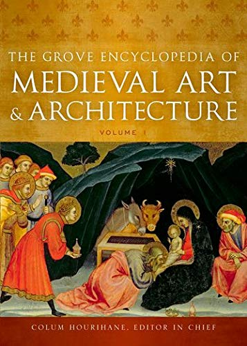9780195395365: The Grove Encyclopedia of Medieval Art and Architecture