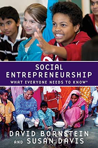 9780195396331: Social Entrepreneurship: What Everyone Needs to Know