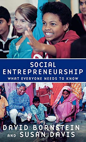 9780195396348: Social Entrepreneurship: What Everyone Needs to Know