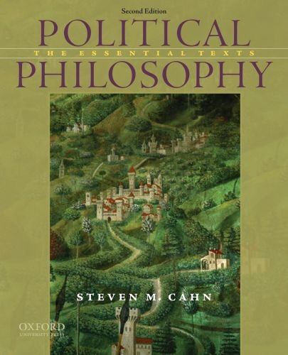 9780195396614: Political Philosophy: The Essential Texts