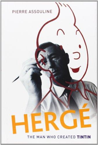 9780195397598: Herge: The Man Who Created Tintin