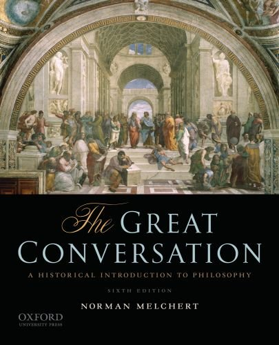 9780195397611: The Great Conversation: A Historical Introduction to Philosophy