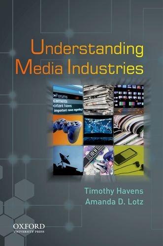 9780195397673: Understanding Media Industries