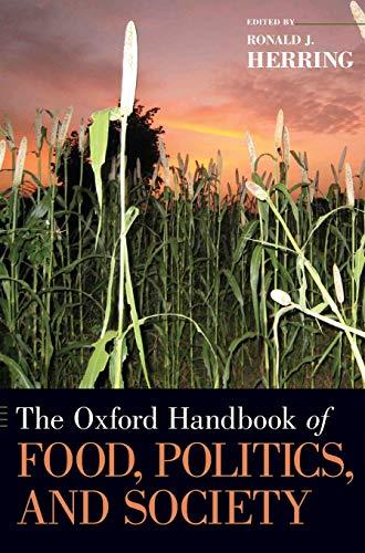 9780195397772: The Oxford Handbook of Food, Politics, and Society (Oxford Handbooks)