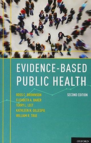 9780195397895: Evidence-Based Public Health