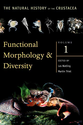9780195398038: Functional Morphology and Diversity: 1 (The Natural History of the Crustacea)