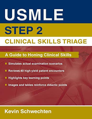 9780195398236: USMLE Step 2 Clinical Skills Triage: A Guide to Honing Clinical Skills