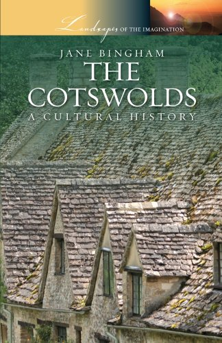 9780195398755: The Cotswolds: A Cultural History (Landscapes of the Imagination)