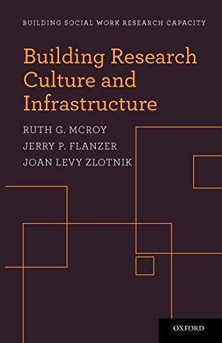 9780195399646: Building Research Culture and Infrastructure (Building Social Work Research Capacity)