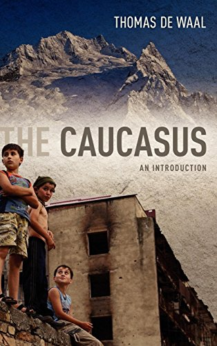 9780195399769: The Caucasus: An Introduction