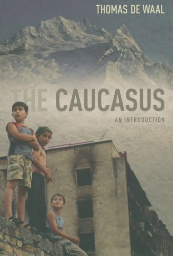9780195399776: The Caucasus: An Introduction