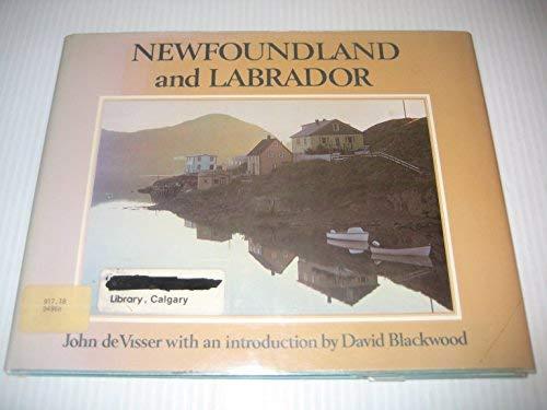 Newfoundland and Labrador: John de Visser
