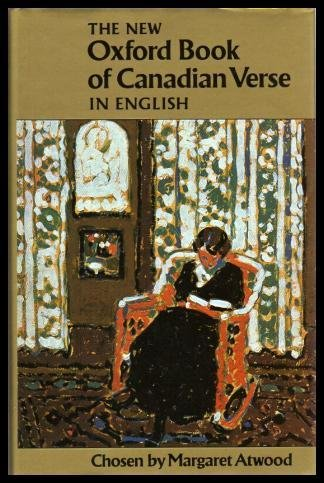 9780195403961: The New Oxford Book of Canadian Verse in English