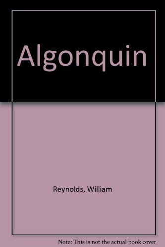 9780195404364: Algonquin