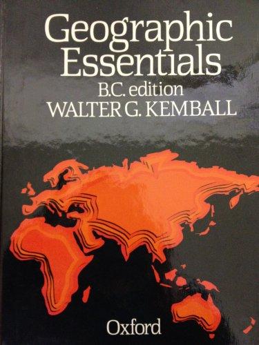 9780195405590: Geographic Essentials: BC Edition