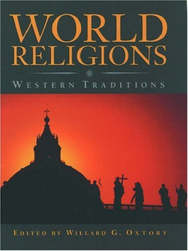 9780195407518: World Religions: Western Traditions