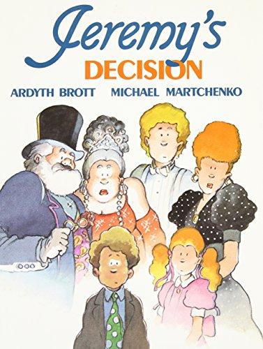 9780195407754: Jeremy's Decision