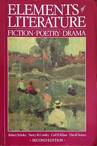 9780195407860: Elements Of Literature