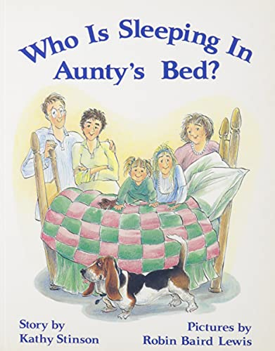 Who Is Sleeping in Aunty's Bed?: Kathy Stinson