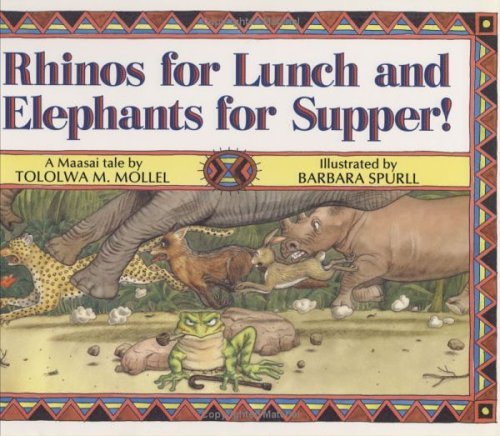 9780195408539: Rhinos for Lunch and Elephants for Supper!