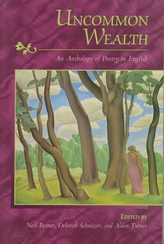 9780195410761: Uncommon Wealth: An Anthology of Poetry in English