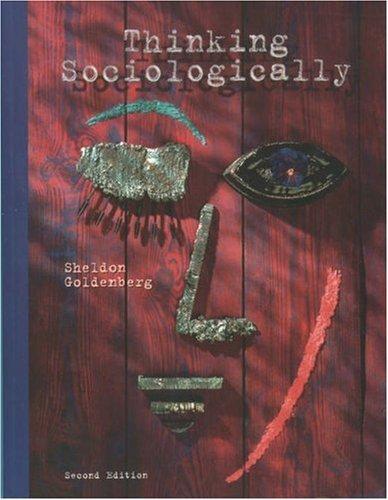 9780195412017: Thinking Sociologically