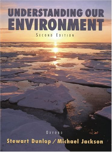 9780195412413: Understanding Our Environment