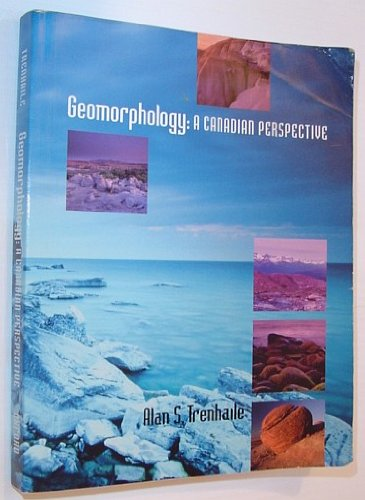 9780195412772: Geomorphology: A Canadian Perspective