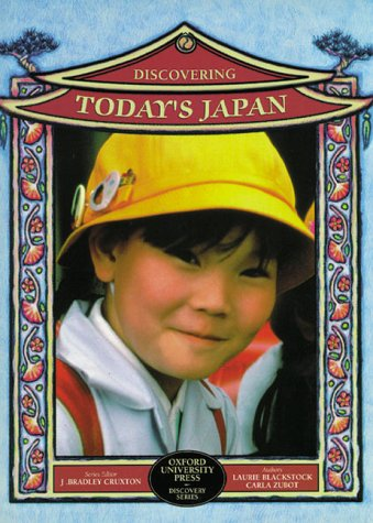 Discovering Today's Japan (Discovery series): Laurie Blackstock, Carla