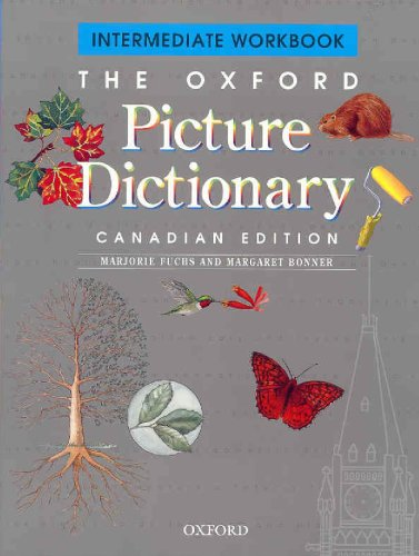 9780195414691: The Oxford Picture Dictionary, Canadian Edition (Intermediate Workbook)