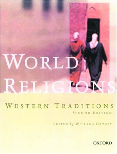 9780195415209: World Religions: Western Traditions