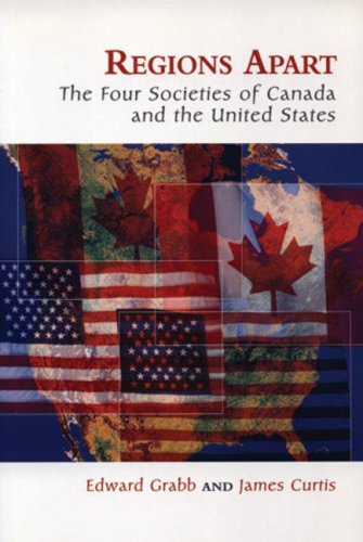 9780195416916: Regions Apart: The Four Societies of Canada and the United States (Wynford Books)