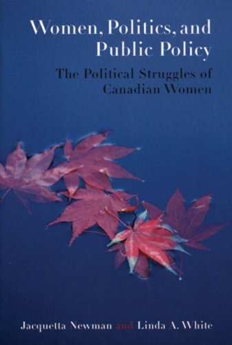 9780195418057: Women, Politics, and Public Policy: The Political Struggles of Canadian Women