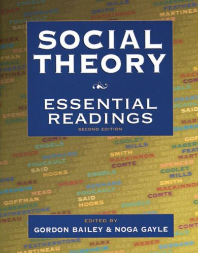 9780195418149: Social Theory: Essential Readings