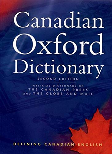 9780195418163: Canadian Oxford Dictionary