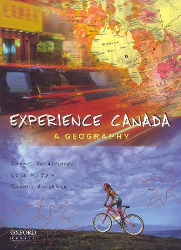 9780195418460: Experience Canada : The Geography of Our Country