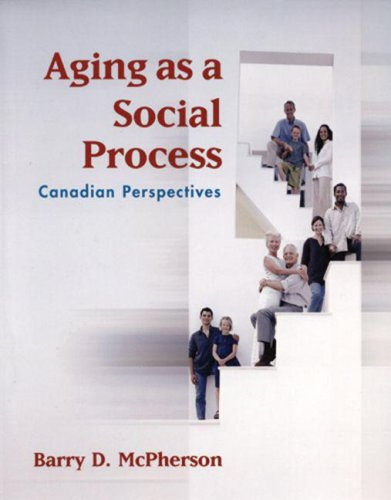 9780195419023: Aging as a Social Process: Canadian Perspectives