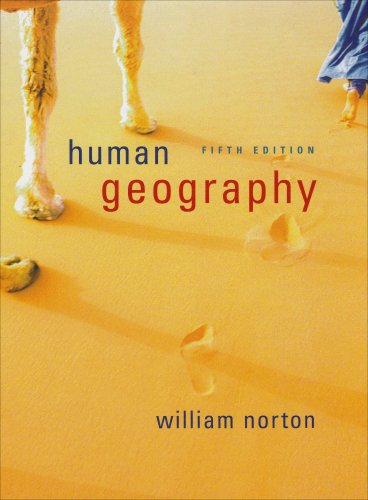 9780195419085: Human Geography