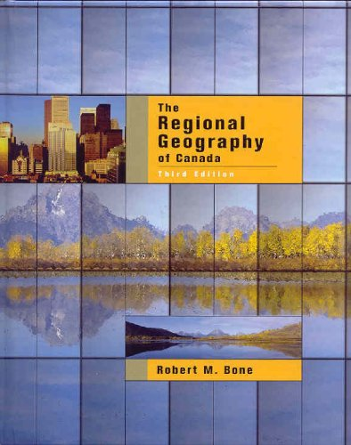 9780195419337: The Regional Geography of Canada