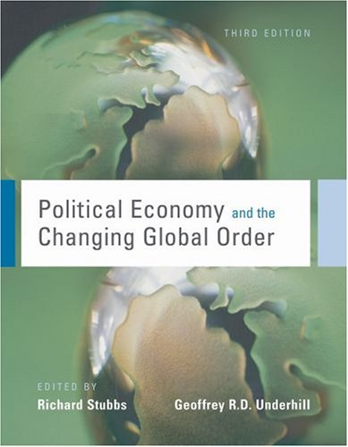 9780195419894: Political Economy and the Changing Global Order