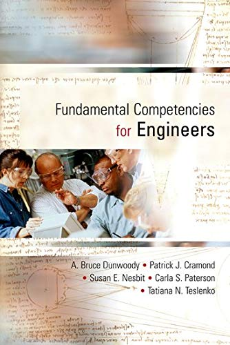 9780195422177: Fundamental Competencies for Engineers