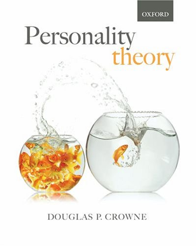 9780195422184: Personality Theory